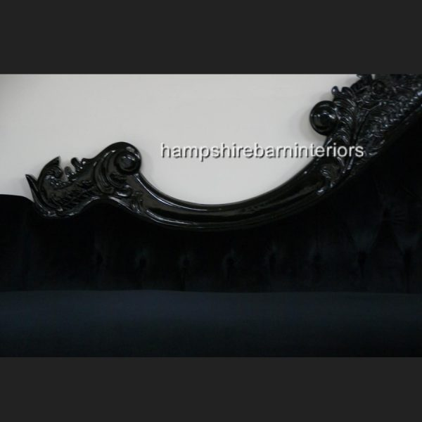 BLACK BEAUTY VELVET HAMPSHIRE NOIR CHAISE LARGE2