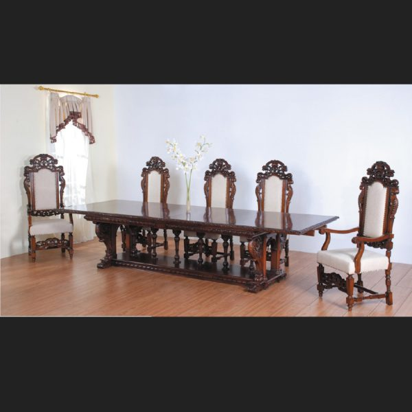 Imperial Extendable Dining Table Set