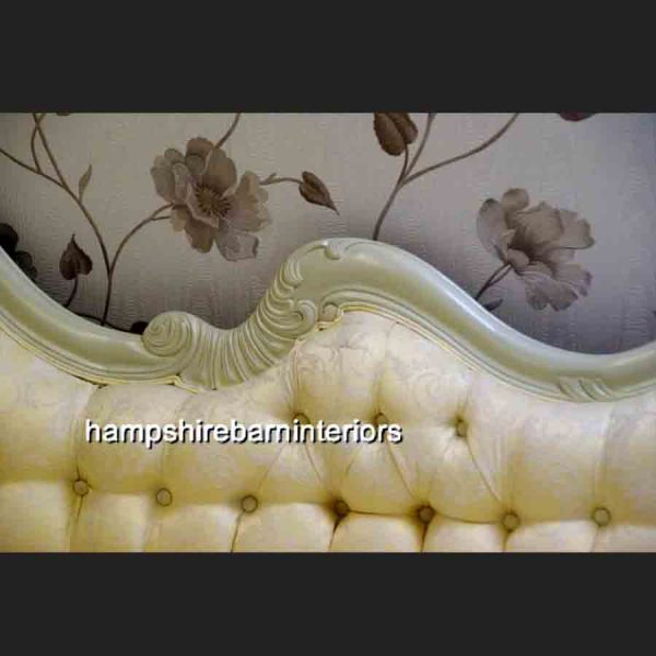 ORIENT VICTORIAN STYLE DOUBLE ENDED CHAISE LONGUE SOFA3