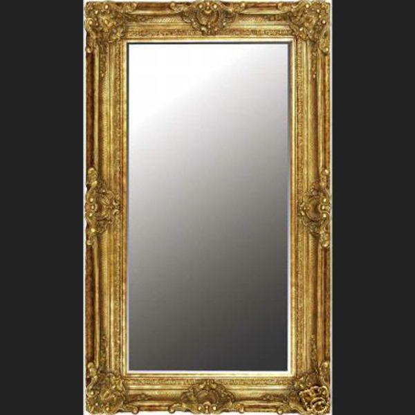 Ornate Gold Cherub Mirror2