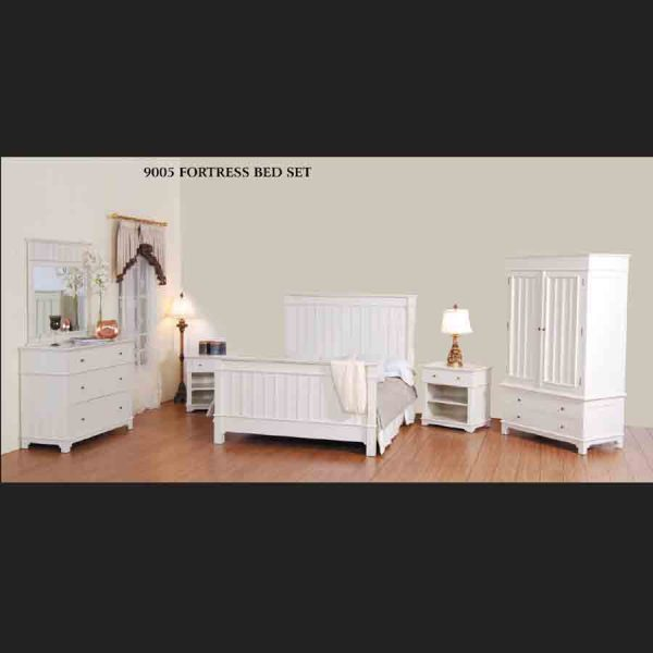 The Fortress Bed Set1