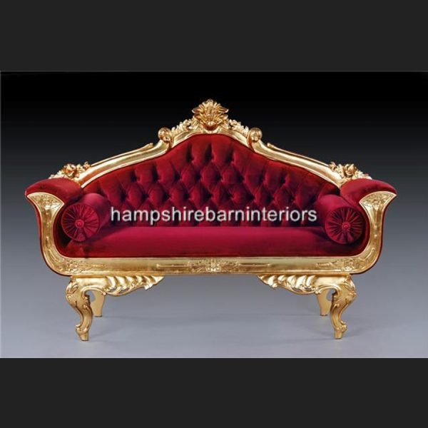 Wedding Ornate Sofa2