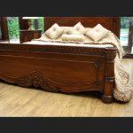 Windsor Mahogany Bed2