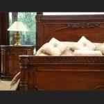Windsor Mahogany Bed4