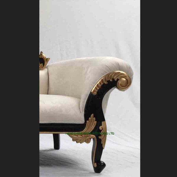 1-beautiful-chaise-black-gold-frame-with-ivory-cream-fabric-medium-size4