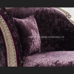 1-beautiful-silver-leaf-ornate-platinum-chaise-with-crushed-purple-mulberry-velvet4