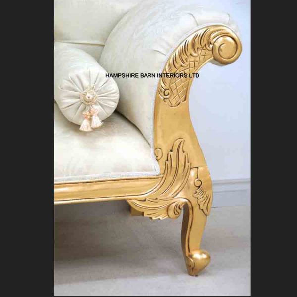 a-1-charles-louis-cuddler-love-seat-chaise-sofa-in-gold-leaf-frame-with-ivory-cream-fabric3