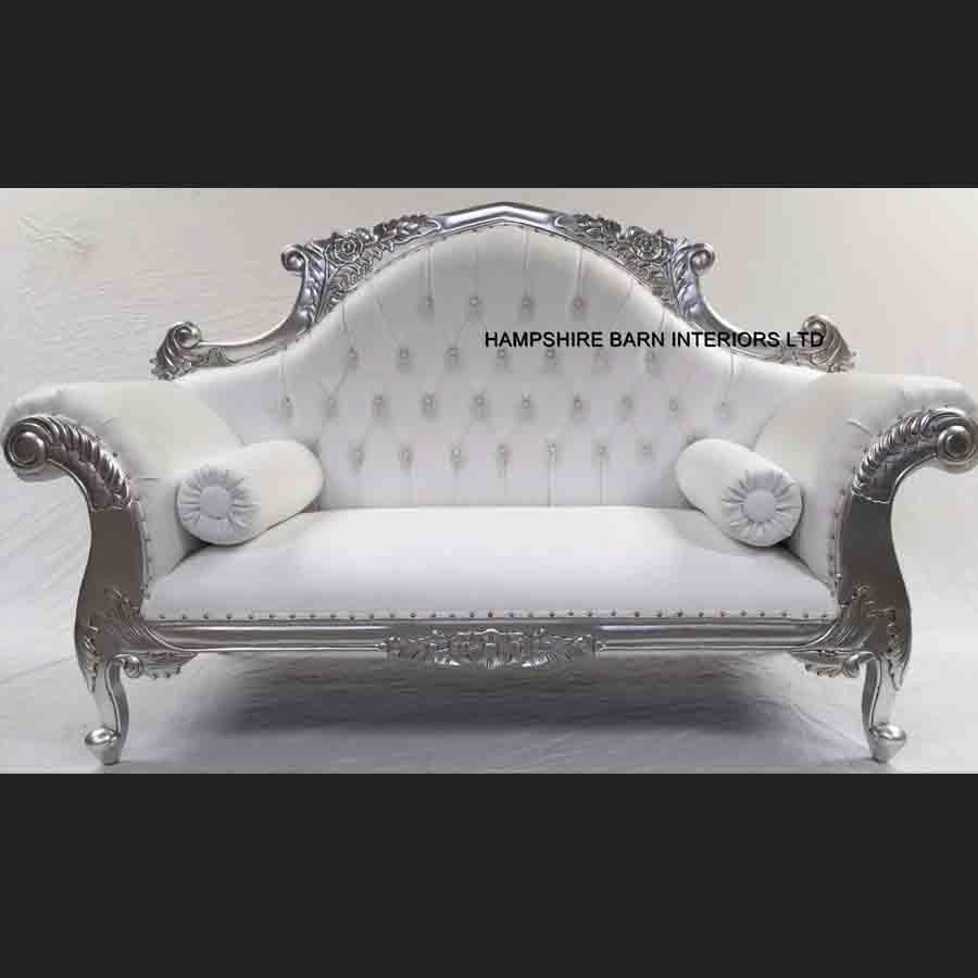 A 1 Charles Louis Cuddler Love Seat