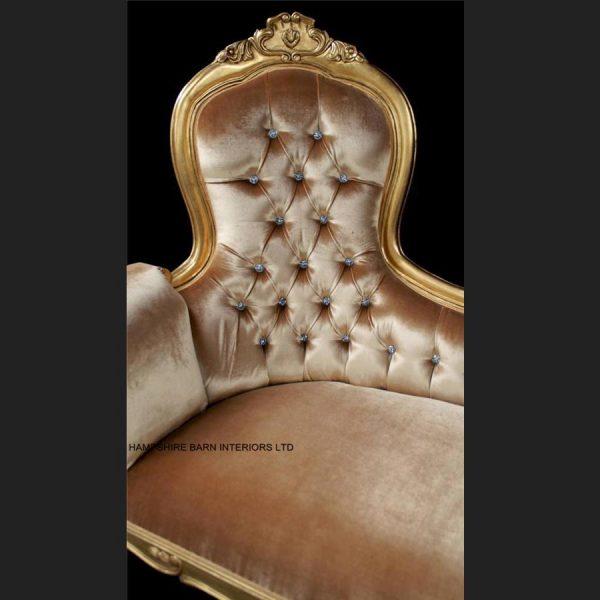 a-a-elegance-wedding-set-3-piece-suite-shown-in-gold-leaf-frame-gold-velvet-and-crystal-buttons3