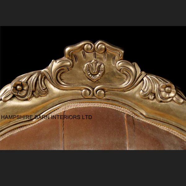 a-a-elegance-wedding-set-3-piece-suite-shown-in-gold-leaf-frame-gold-velvet-and-crystal-buttons7