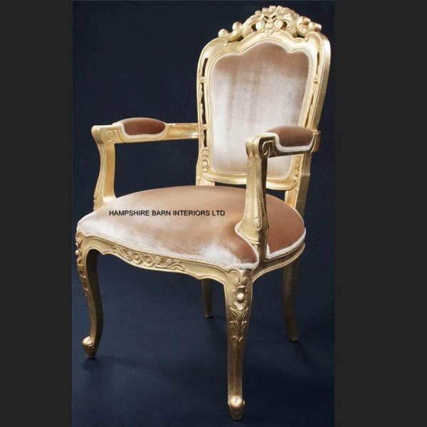 franciscan-chair-in-gilded-gold-and-gold-velvet-dining-or-occasional-with-arms2