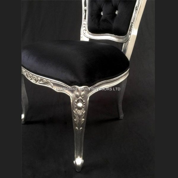 franciscan-chair-in-silver-leaf-black-velvet-and-crystals-dining-or-occasional2