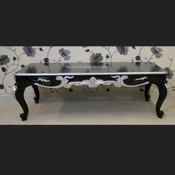 black-silver-ornate-marbella-coffee-table